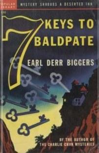 کتاب Seven Keys to Baldpate