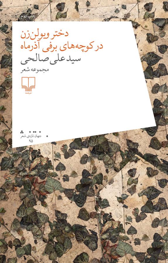 کتاب دخترِ ویولنزن در کوچههای برفی آذرماه