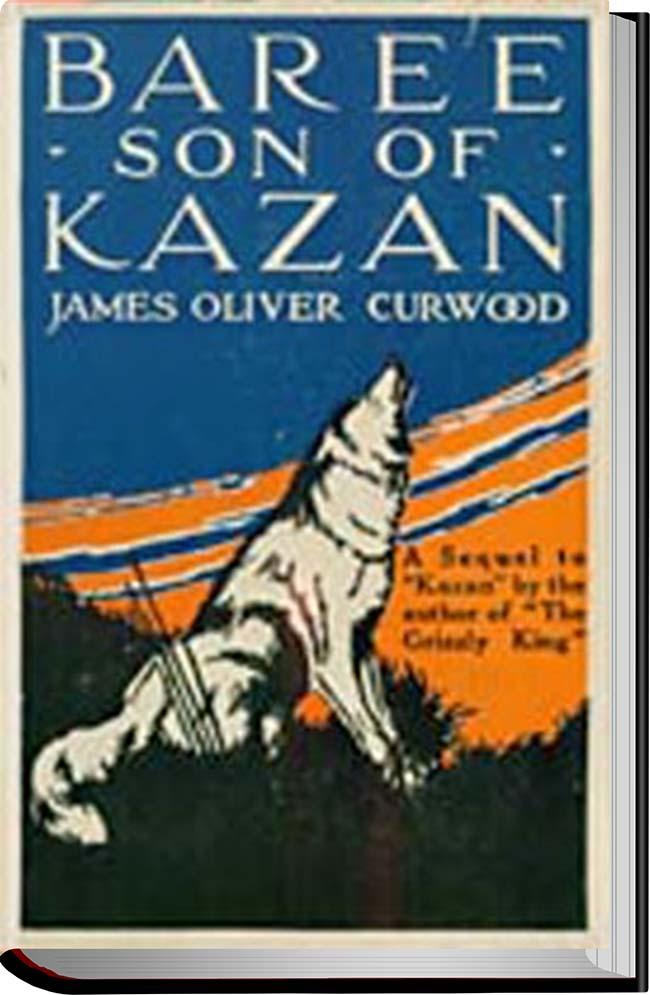 کتاب Baree Son of Kazan